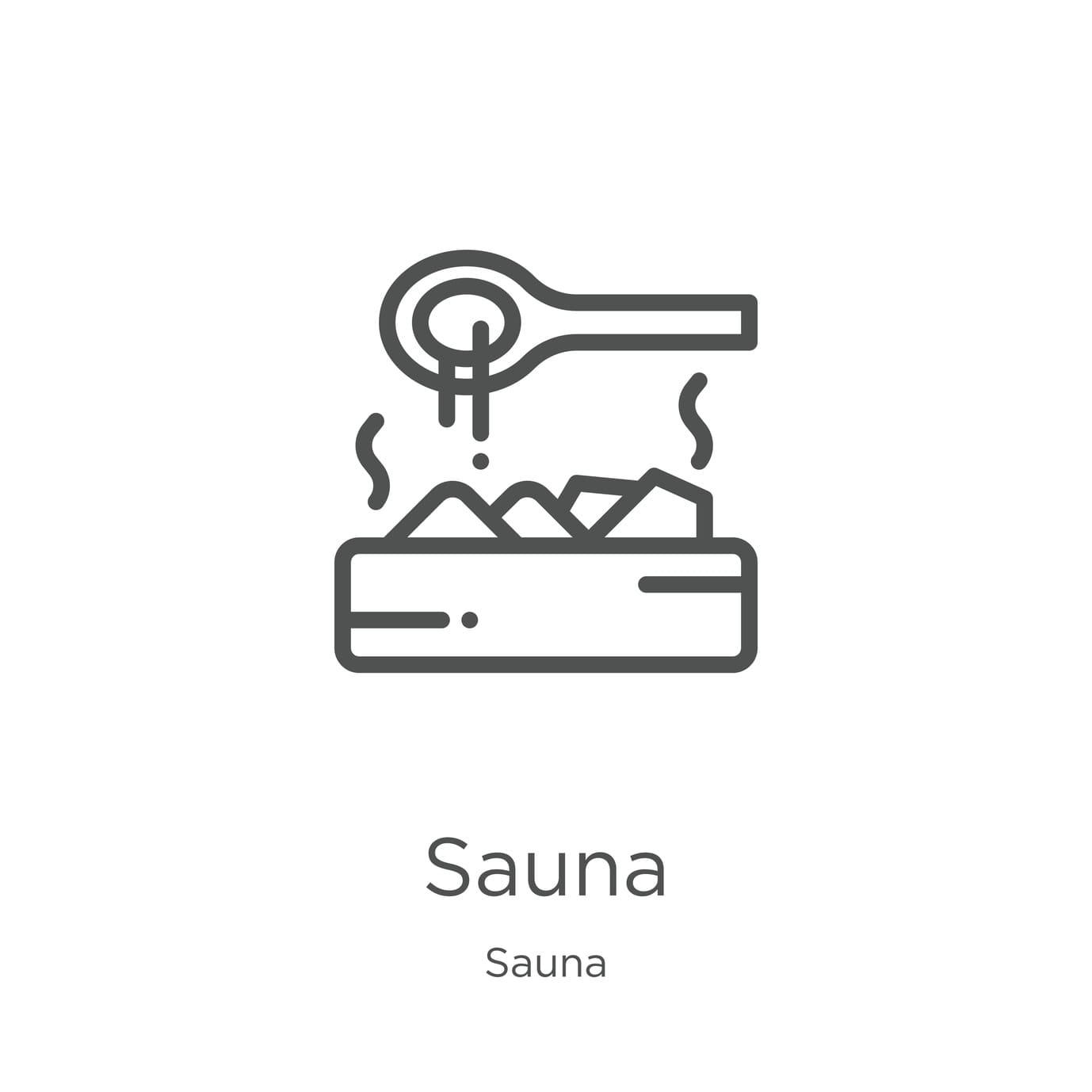 Sauna - blog - obraz