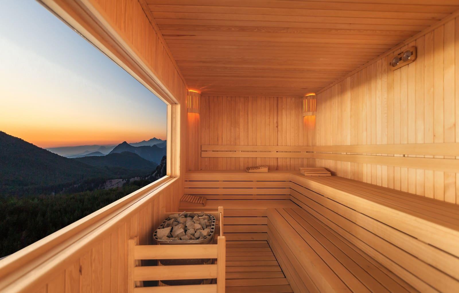 Koszty i przeciwwskazania korzystania z sauny