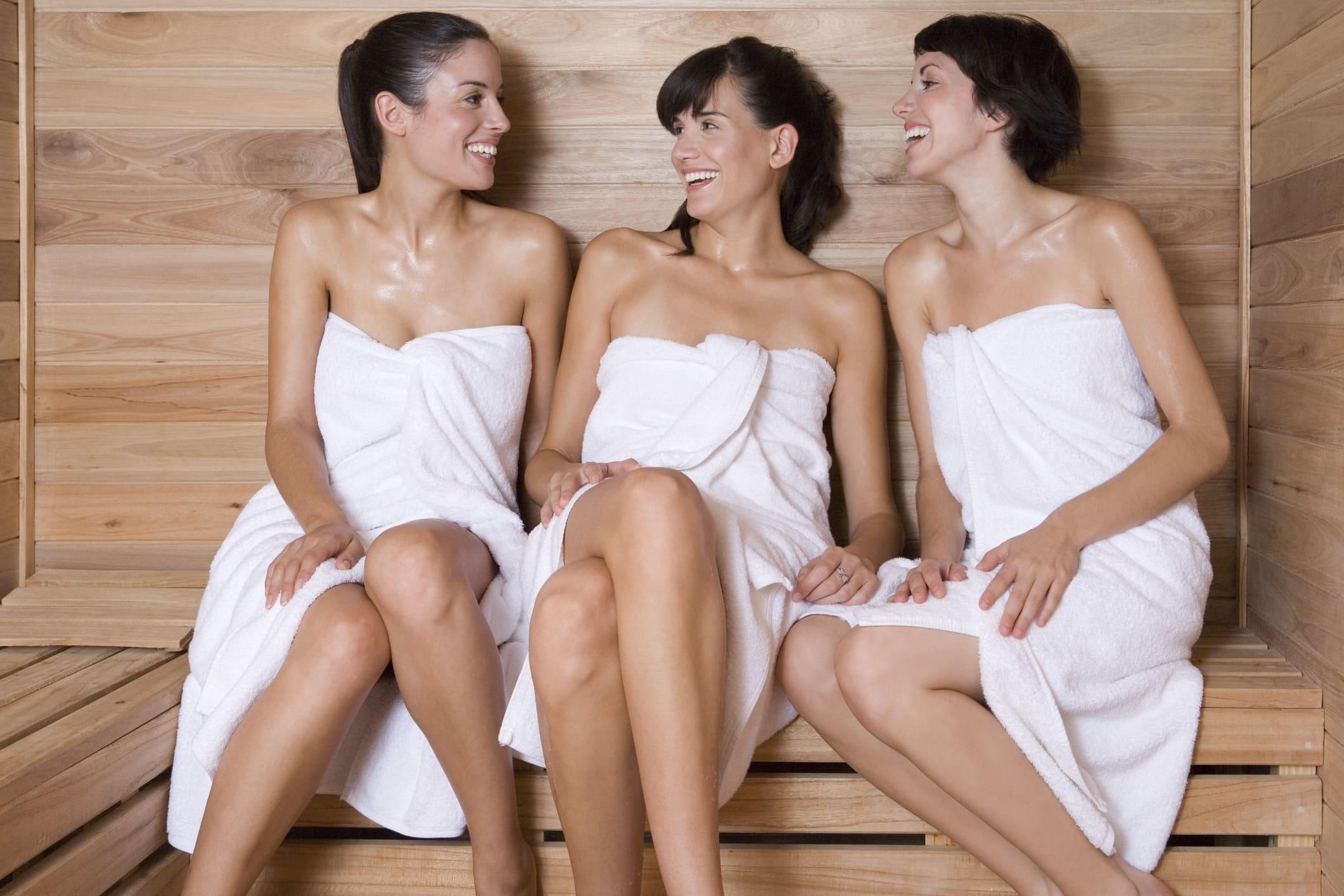 Rozmiary saun