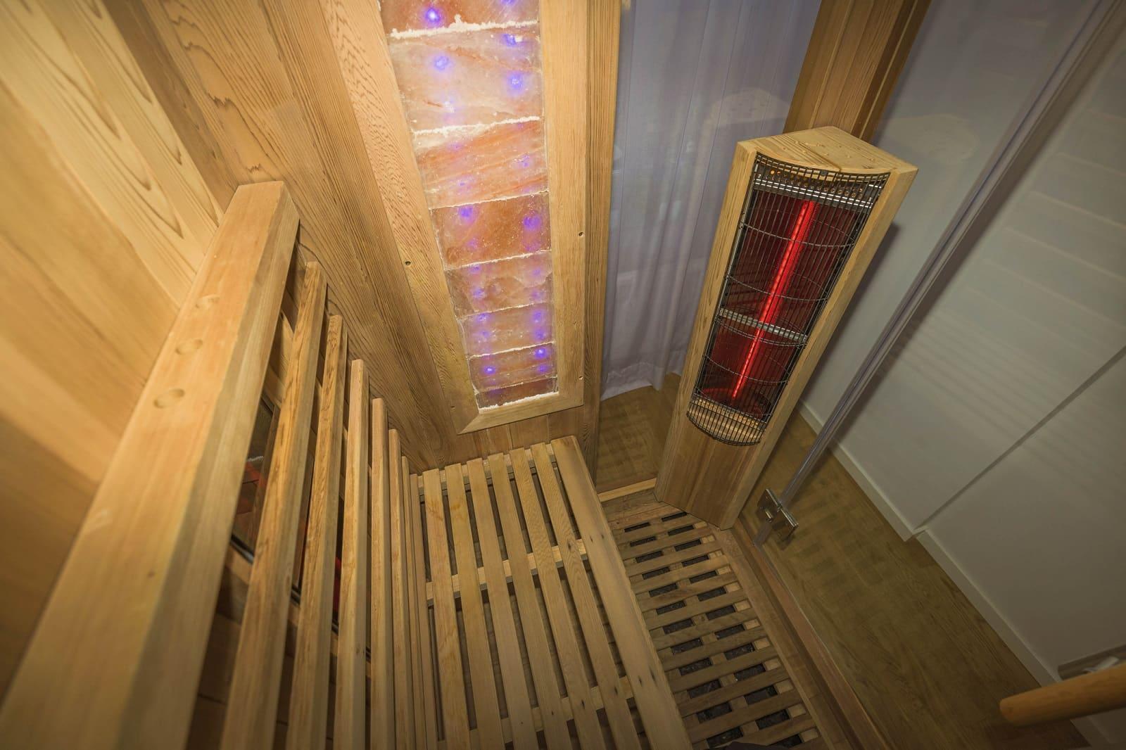 zasady dzialania kabin infrared
