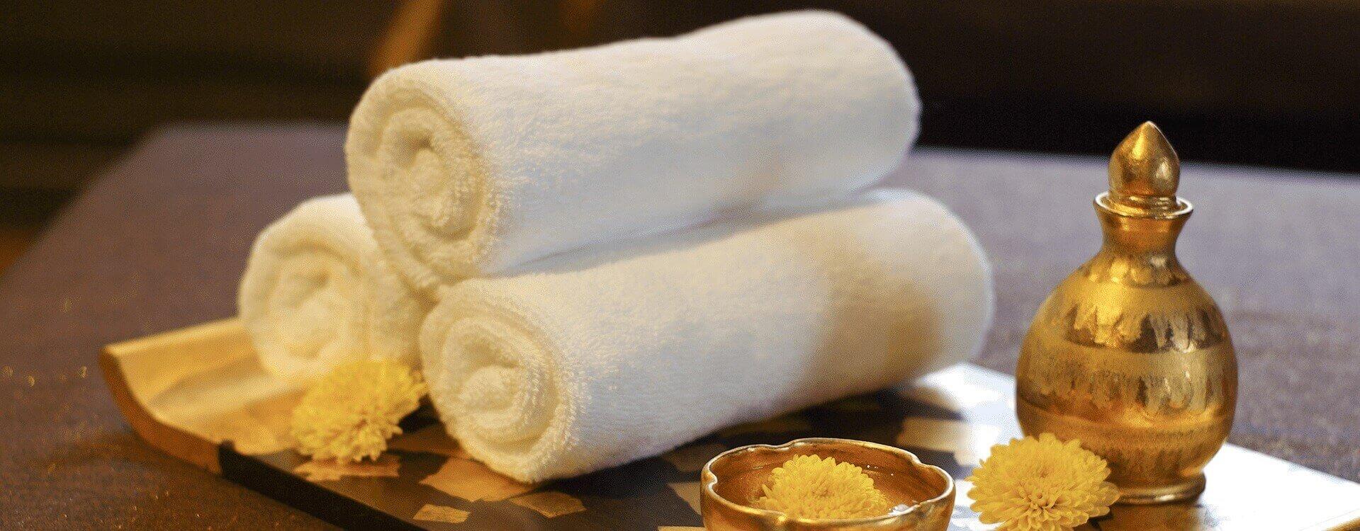 ręczniki olejki